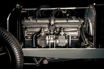 Alfa Romeo 8C-Motor von Maurice Volmeyer
