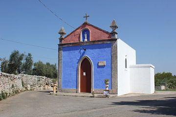 kerk in italië  van Joost Brauer