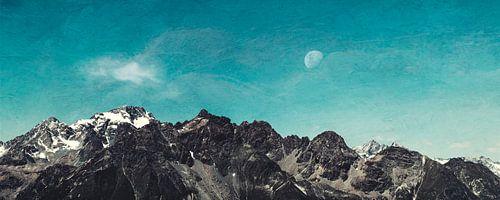Mountain Range van Dirk Wüstenhagen