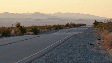 Street in Arizona von Marek Bednarek