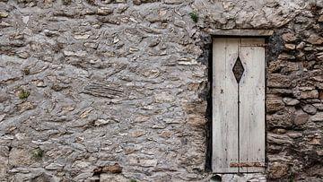 Alte Tür von Dick Doorduin