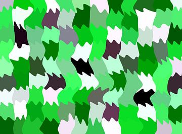 Shakin' Greens van Caroline Lichthart