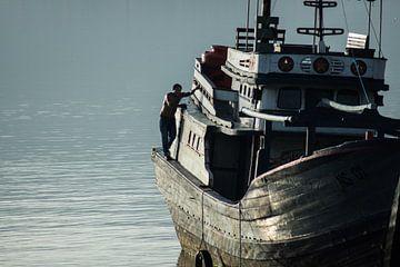 Ambon - Kapitein van Maurice Weststrate