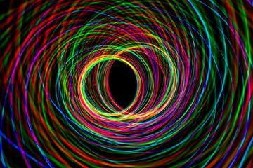 Spielen mit Licht von Marian Roest