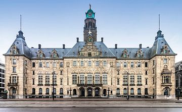 Stadhuis Rotterdam  sur Sylvester Lobé