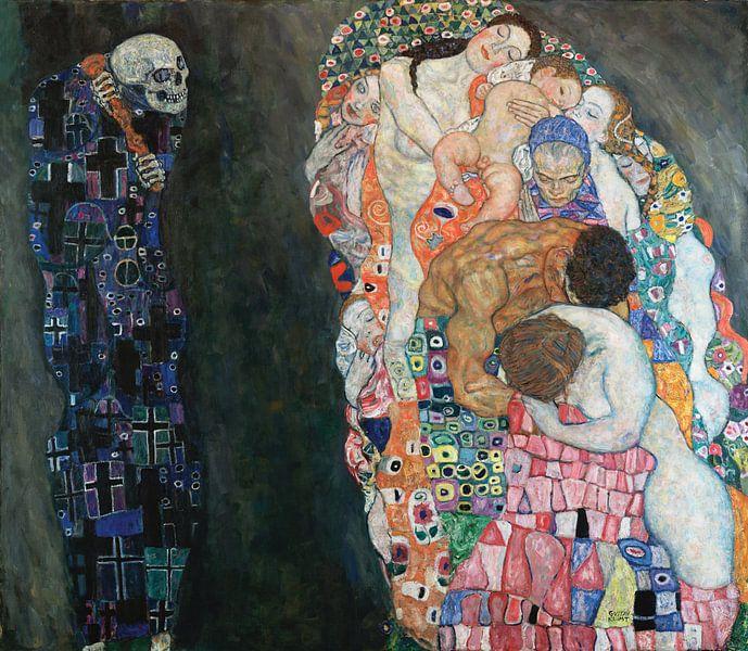 Gustav Klimt. De dood en het leven van 1000 Schilderijen