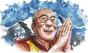 His Holiness the 14th Dalai Lama Tenzin Gyatso