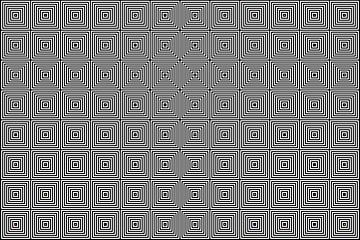Nested | Center | 12x08 | N=08 | Random #01 | RGBY van Gerhard Haberern