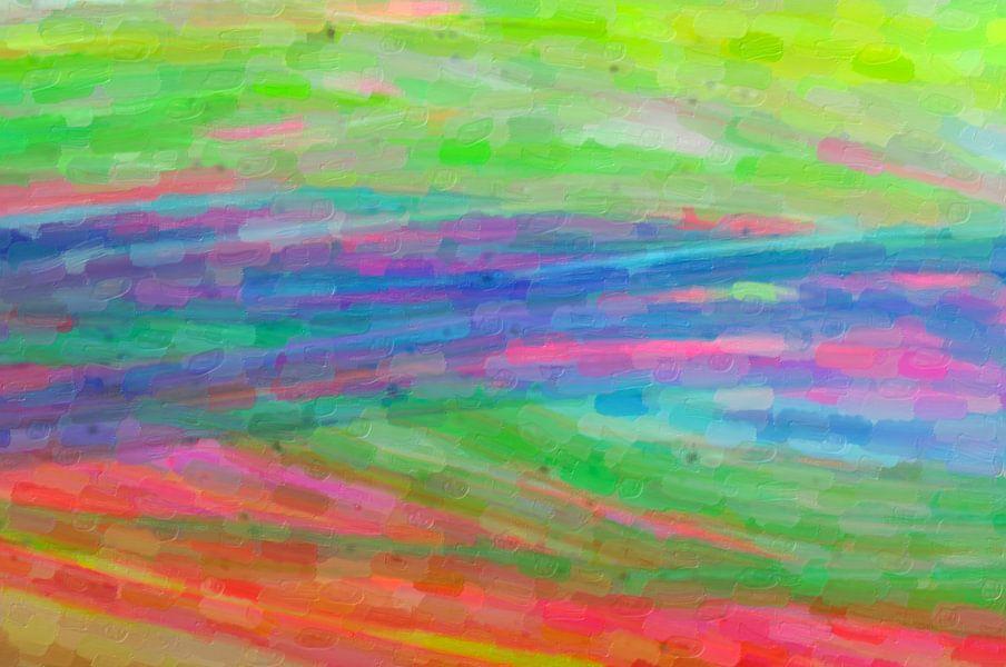 Paysage numérique van Martine Affre Eisenlohr