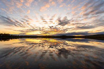 Magical sunset van Jeroen Kleiberg