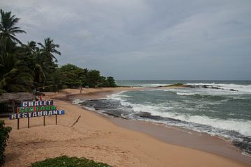 strandbar van Rony Coevoet