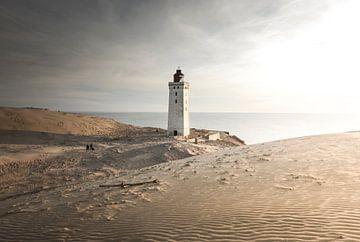 Leuchtturm Rubjerg Knude, Dänemark von Claire Droppert