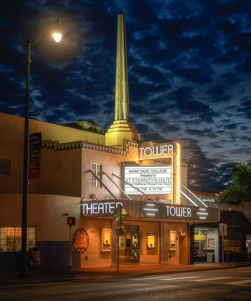 Miami theater sur Reinier Snijders