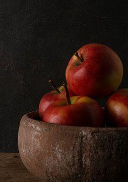 Rote Äpfel von simone swart