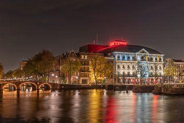 Koninklijk theater Carré in Amsterdam van Wim Kanis
