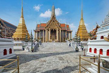 Palais royal de Thaïlande sur Bernd Hartner