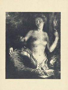 Inspiration Die Prüfung, Henri Fantin-Latour, 1895