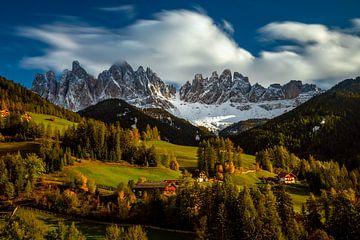 Val di Funes - Trentino-Südtirol - Italien