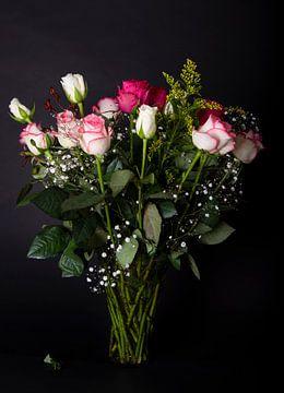Bloemen in vaas van Fotografie Ronald