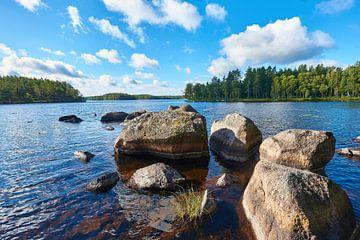 zweeds meer 211 van Geertjan Plooijer
