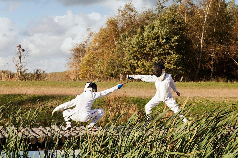 09 - Fencing van Irene Hoekstra