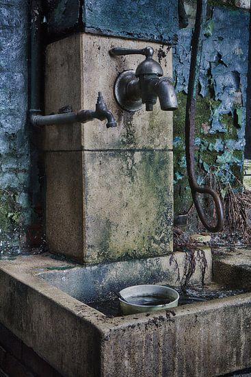 Waterpomp van Vandain Fotografie