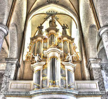 kerk orgel van Marc Kaminsky