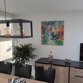Kundenfoto: Bright Day 1 von Atelier Paint-Ing, auf leinwand