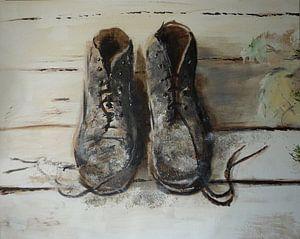 Schoenen stilleven