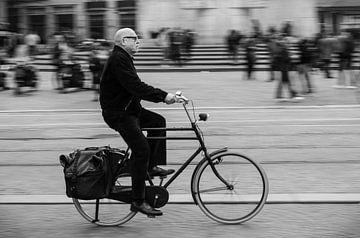 Op de fiets door prachtig Amsterdam van Hamperium Photography