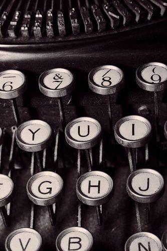 Alte Schreibmaschine von Markus Wegner