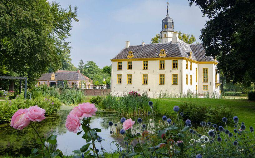 Fraeylemaborg in Slochteren (Gr.) van Greet ten Have-Bloem