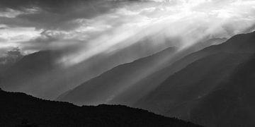 Regen und Sonnenschein von Edwin Benschop