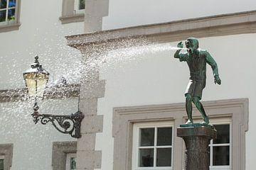 Schaengelbrunnen, Koblenz, Rheinland-Pfalz, Deutschland, Europa