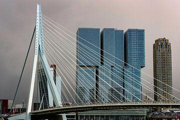 Erasmus-Brücke von Mark Regelink