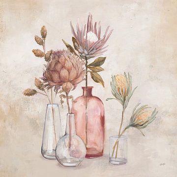 Exotische bloemen, Julia Purinton van Wild Apple