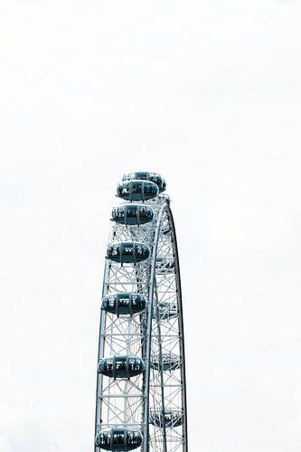 Londen Eye van Sander Monster