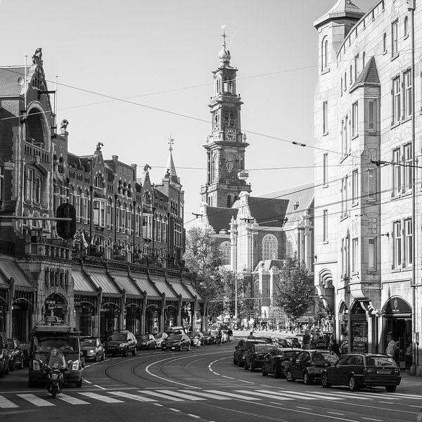 Westerkerk Amsterdam van Tom Elst