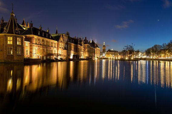 Binnenhof Den Haag van Guido Akster