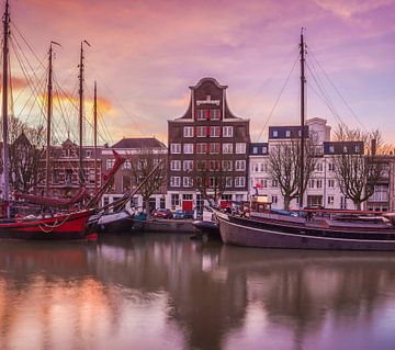 Wolwevershaven Dordrecht von Ilya Korzelius
