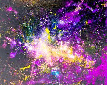 kleuren explosie van Freddy Hoevers