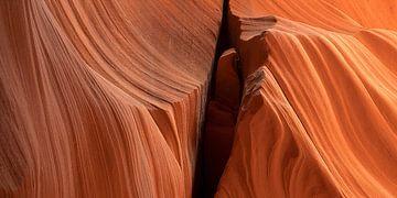 Antelope Canyon 'X' van Jan Roeleveld