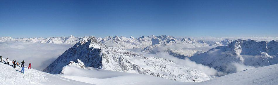 Skigebied van Thijs Schouten