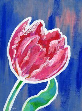 Starke Tulpe von ART Eva Maria