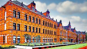 Kulturpark Westergasfabriek Amsterdam