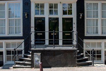 Prinsengracht 342 van Peter Bartelings Photography