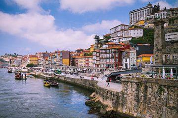 Kleurrijk Porto van Quinten Van Ooijen