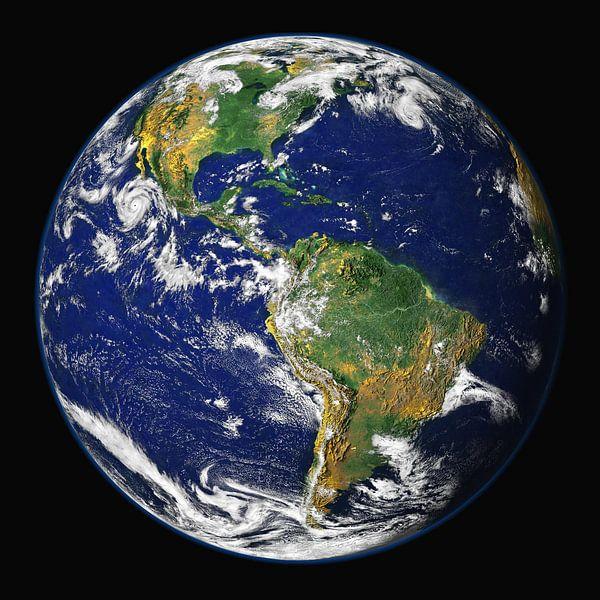 La terre sur Digital Universe