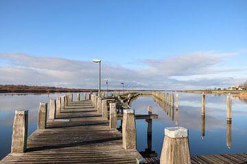 Hafen von Friesland von cindy kuiphuis