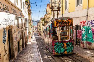 Ascensor da Bica (Lissabon) von